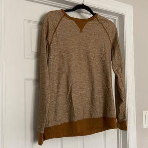 Crewneck thin sweater